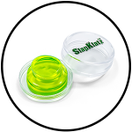 SlapKlatz Alien Green