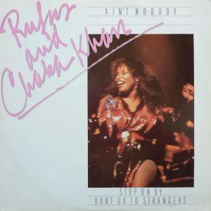 Ain't Nobody - Chaka Khan - John JR Robinson