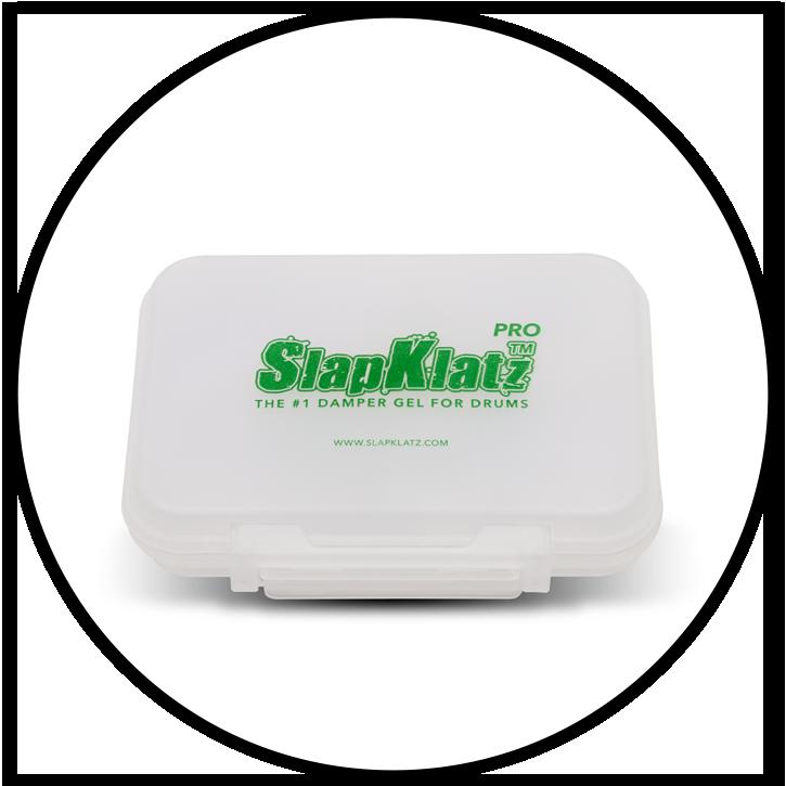 SlapKlatz PRO case - Clear