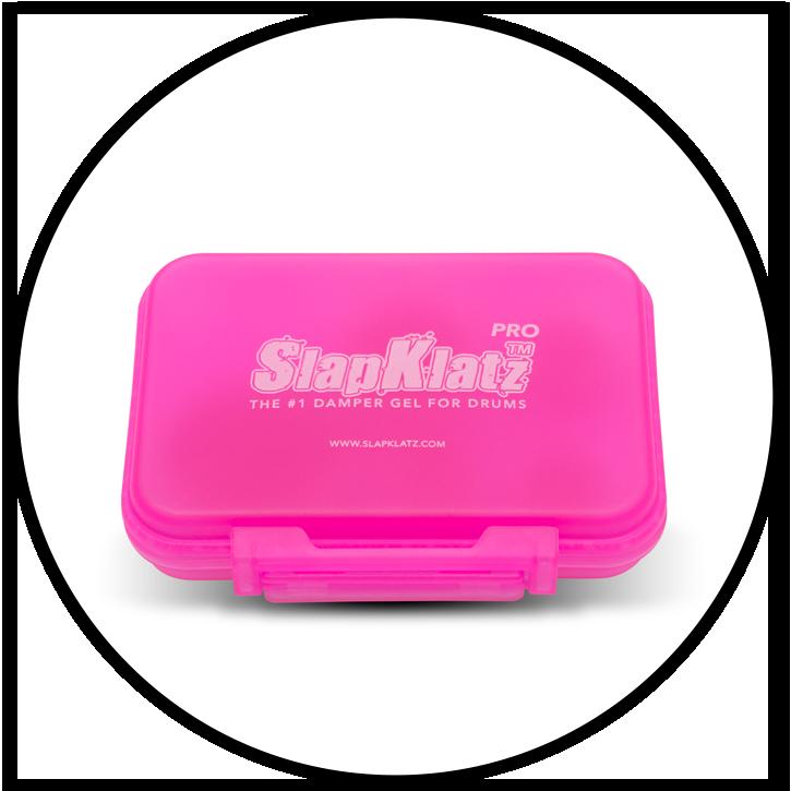 SlapKlatz PRO Pink case - Anika Nilles Edition